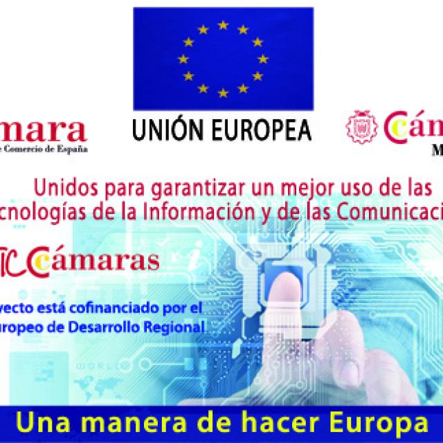 Convocatoria TICCámaras | Ayudas de hasta 2.800 euros para proyectos TIC