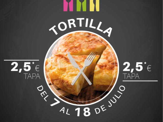 Ruta de la Tortilla | Listado de participantes e información