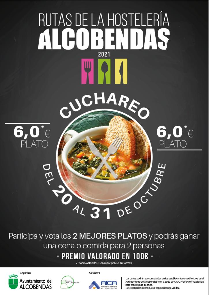poster cuchareo